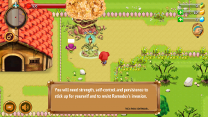 Screenshot of Wibbu English showing C2 language.