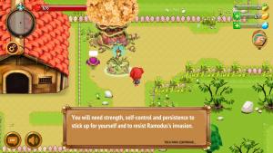 Screenshot of Wibbu English showing C2 language.